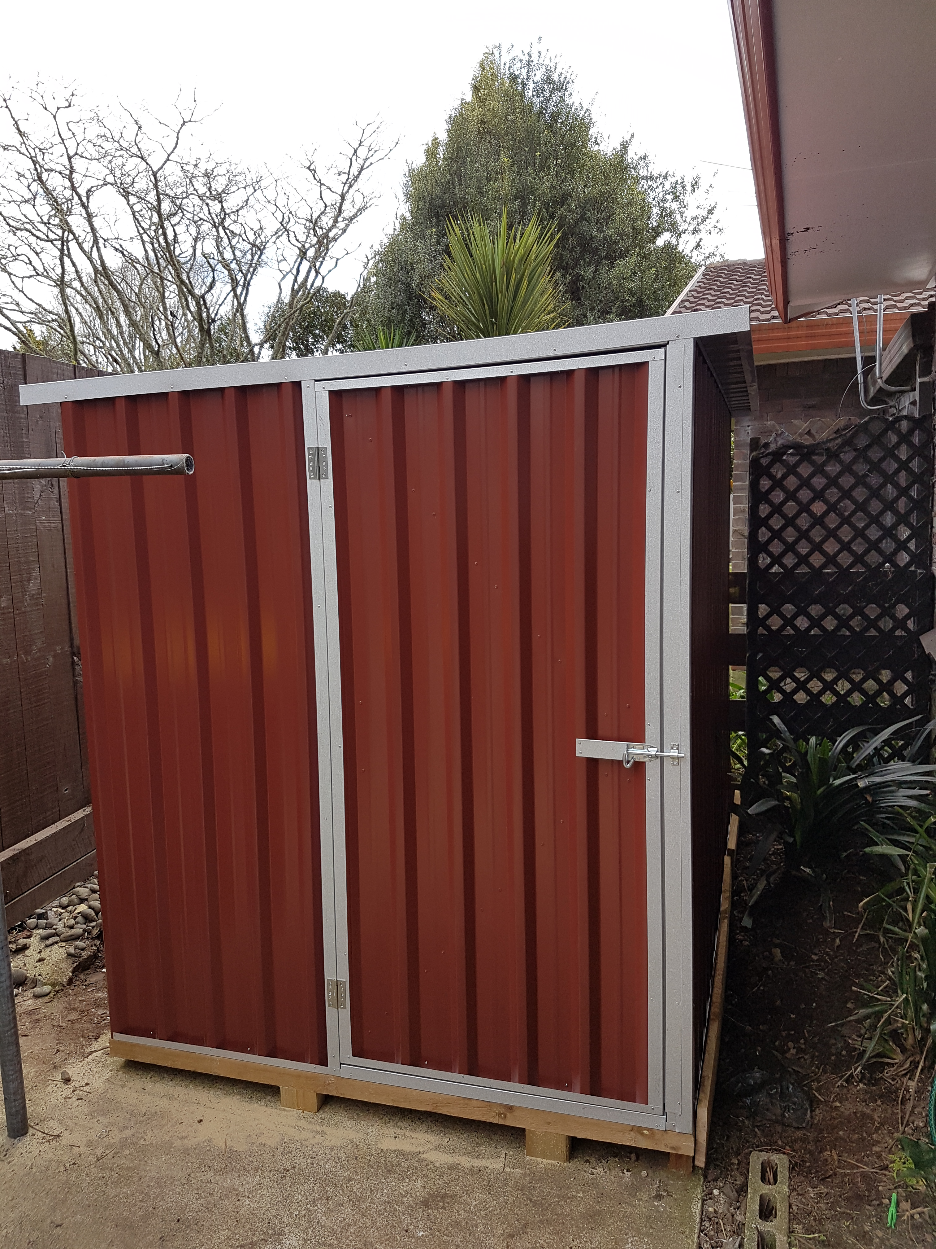 Garden sheds nz quality garden sheds 1st choice garden for Quality garden sheds